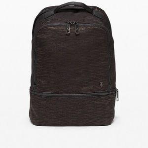 NWT Lululemon City Adventurer Backpack 17 L